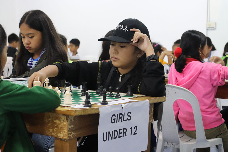 Tiebreaker Times Kimberly Colaste bags three chess golds as Iloilo seals Batang Pinoy-Visayas crown Chess News POC/PSC  Kimberly Colaste 2019 Batang Pinoy-Visayas 2019 Batang Pinoy