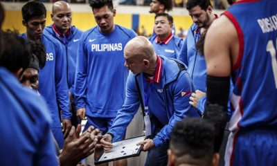 Tiebreaker Times With Jones Cup and Blatche being an import not possible, Yeng Guiao open to 'other formulas' Basketball Gilas Pilipinas News  Yeng Guiao Gilas Elite 2019 FIBA World Cup