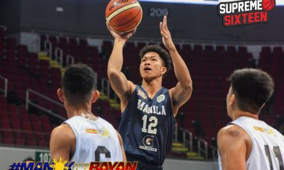 Tiebreaker Times Letran, Durham Crossover breaks through Fantastic 8 for first time Basketball CSJL NBTC News  Tyler Garcia Steven Tono Shawn Umali Marc Casilla Letran Juniors Basketball Hope Christian High School Harvey Pagsanjan Durham Crossover Canada CJ Saure Andrei Romenez 2019 NBTC Season