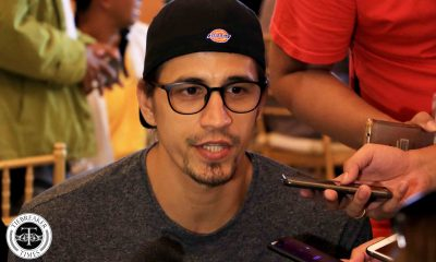 Tiebreaker Times Recovering Marc Pingris hoping to play in All-Star Game Basketball News PBA  PBA Season 44 Marc Pingris 2019 PBA All-Star Game