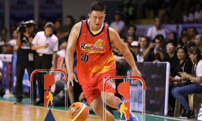 Tiebreaker Times Beau Belga retains Obstacle Challenge title Basketball News PBA  PBA Season 44 Beau Belga 2019 PBA All-Star Game