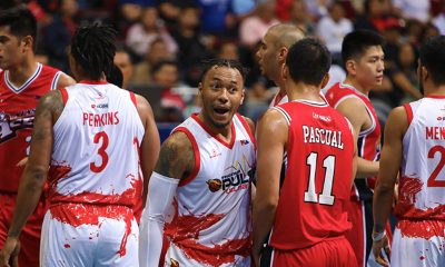 Tiebreaker Times SOURCES: Phoenix in a rush to complete Abueva's requirements Basketball News PBA  Topex Robinson Phoenix Fuel Masters PBA Season 45 Coronavirus Pandemic Calvin Abueva