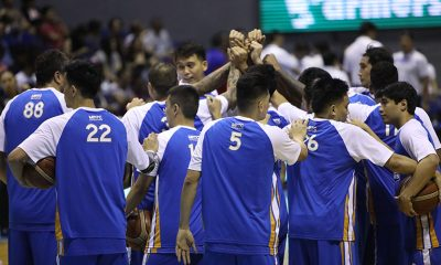 Tiebreaker Times Marion Magat admits 'gigil' got the best of him versus Alaska Basketball News PBA  PBA Season 44 NLEX Road Warriors Marion Magat 2019 PBA Philippine Cup