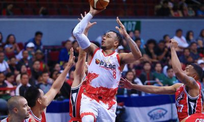 Tiebreaker Times Not even food poisoning could stop Calvin Abueva from facing ex-team Basketball News PBA  Phoenix Fuel Masters PBA Season 44 Calvin Abueva 2019 PBA Philippine Cup