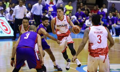 Tiebreaker Times Though Calvin Abueva not thinking much of Top 2, Matthew Wright says Phoenix is 'for real' Basketball News PBA  Phoenix Fuel Masters PBA Season 44 Matthew Wright Calvin Abueva 2019 PBA Philippine Cup