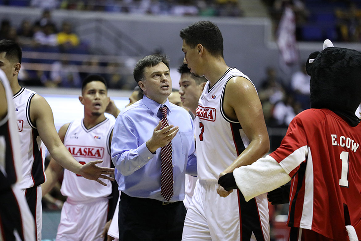 Tiebreaker Times Compton not taking NorthPort lightly in crucial tiff: 'Their record is so deceiving' Basketball News PBA  PBA Season 44 Alex Compton Alaska Aces 2019 PBA Philippine Cup