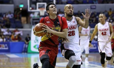 Tiebreaker Times With Marcio Lassiter plagued with fouls, Von Pessumal steps up and delivers Basketball News PBA  Von Pessumal San Miguel Beermen PBA Season 44 Leo Austria 2019 PBA Philippine Cup