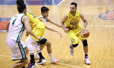 Tiebreaker Times Near-meltdown to Columbian a wake-up call for streaking TNT, says Jayson Castro Basketball News PBA  TNT Katropa PBA Season 44 Jayson Castro 2019 PBA Philippine Cup