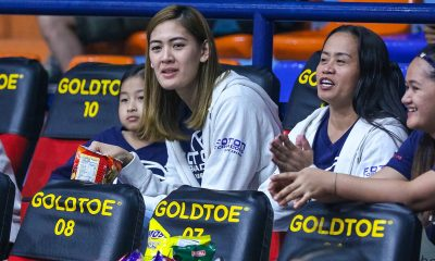 Tiebreaker Times Jaja Santiago bares hectic 2019 plans News PSL Volleyball  Jaja Santiago Foton Tornadoes 2019 SEA Games - Volleyball 2019 PSL Season 2019 PSL All Filipino Conference