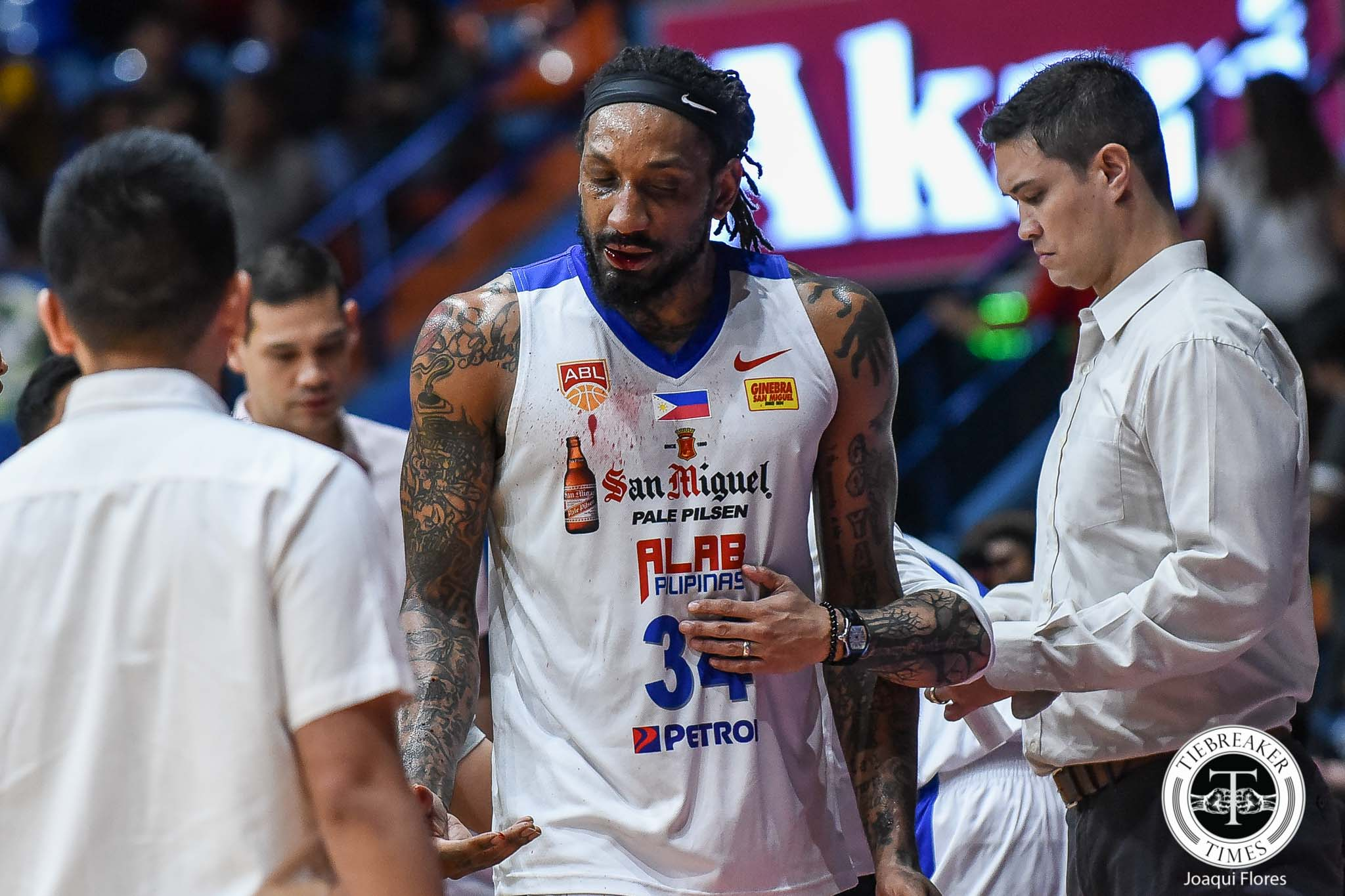 Tiebreaker Times Balkman begs off Alab duty due to 'family matters' ABL Alab Pilipinas Basketball News  Renaldo Balkman Nick King Charlie Dy 2019-20 ABL Season
