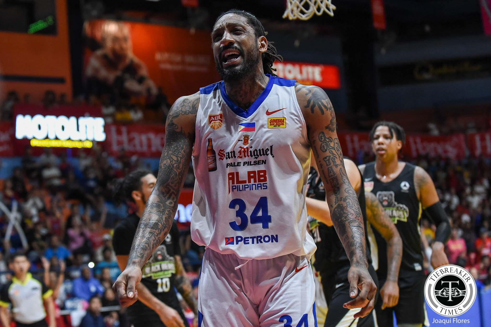 Tiebreaker Times Renaldo Balkman returns for third tour with Alab Pilipinas ABL Alab Pilipinas Basketball News  Renaldo Balkman 2019-20 ABL Season