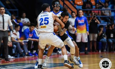 Tiebreaker Times Jimmy Alapag gives high praise to Mikh McKinney: 'He has that Filipino spirit' ABL Alab Pilipinas Basketball News  Mikh McKinney Jimmy Alapag ABL Season 9 2018-19 ABL Season