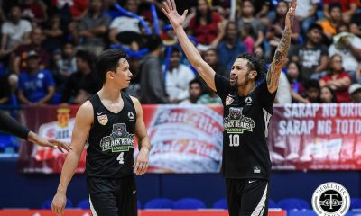 Tiebreaker Times Mikh McKinney flattered after Jimmy Alapag sees Allen Iverson in him ABL Alab Pilipinas Basketball News  Mikh McKinney Macau Black Bears Jimmy Alapag ABL Season 9 2018-19 ABL Season