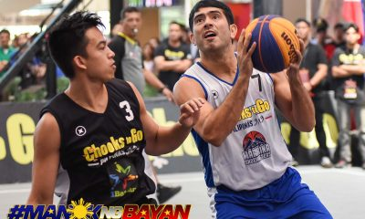 Tiebreaker Times Dream come true for 'starstruck' Gerald Anderson to play in Chooks 3x3 3x3 Basketball Chooks-to-Go Pilipinas 3x3 News  Marikina Shoemasters Gerald Anderson 2019 Chooks-to-Go Pilipinas 3x3 Season 2019 Chooks-to-Go Pilipinas 3x3 President's Cup