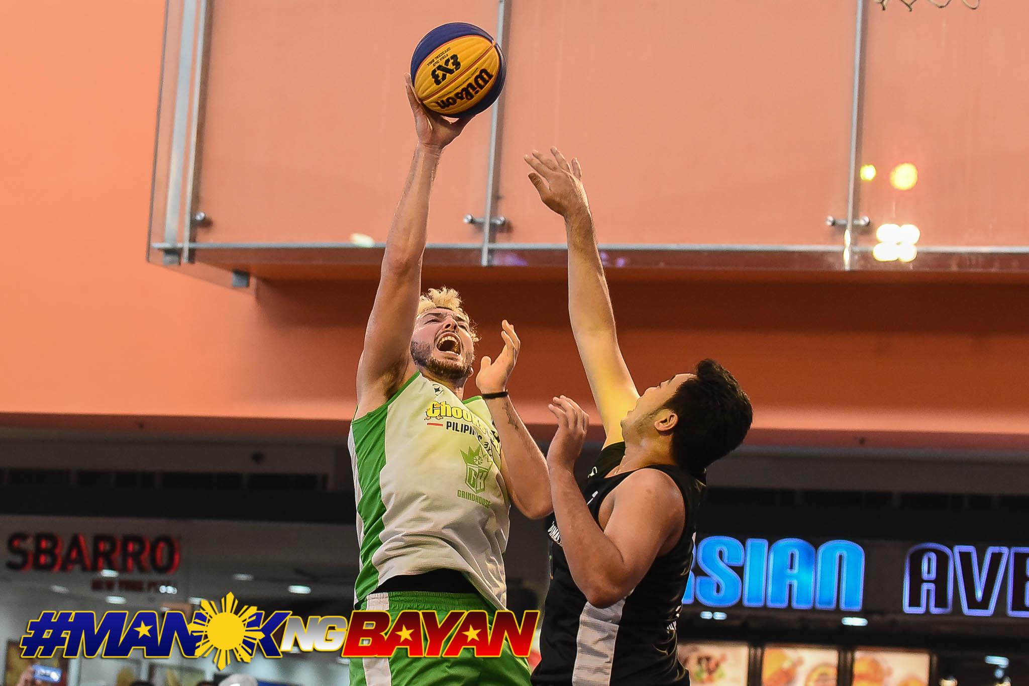 Chooks-3x3-Pasig-vs.-Bataan-Statham-2098 Taylor Statham hopes his PBA Draft requirements meet deadline Basketball News PBA  - philippine sports news