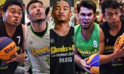 Tiebreaker Times Joshua Munzon rises to top of PH 3x3 rankings 3x3 Basketball Chooks-to-Go Pilipinas 3x3 News  Troy Rike Taylor Statham Joshua Munzon Anton Asistio Alvin Pasaol 2019 Chooks-to-Go Pilipinas 3x3 Season 2019 Chooks-to-Go Pilipinas 3x3 President's Cup