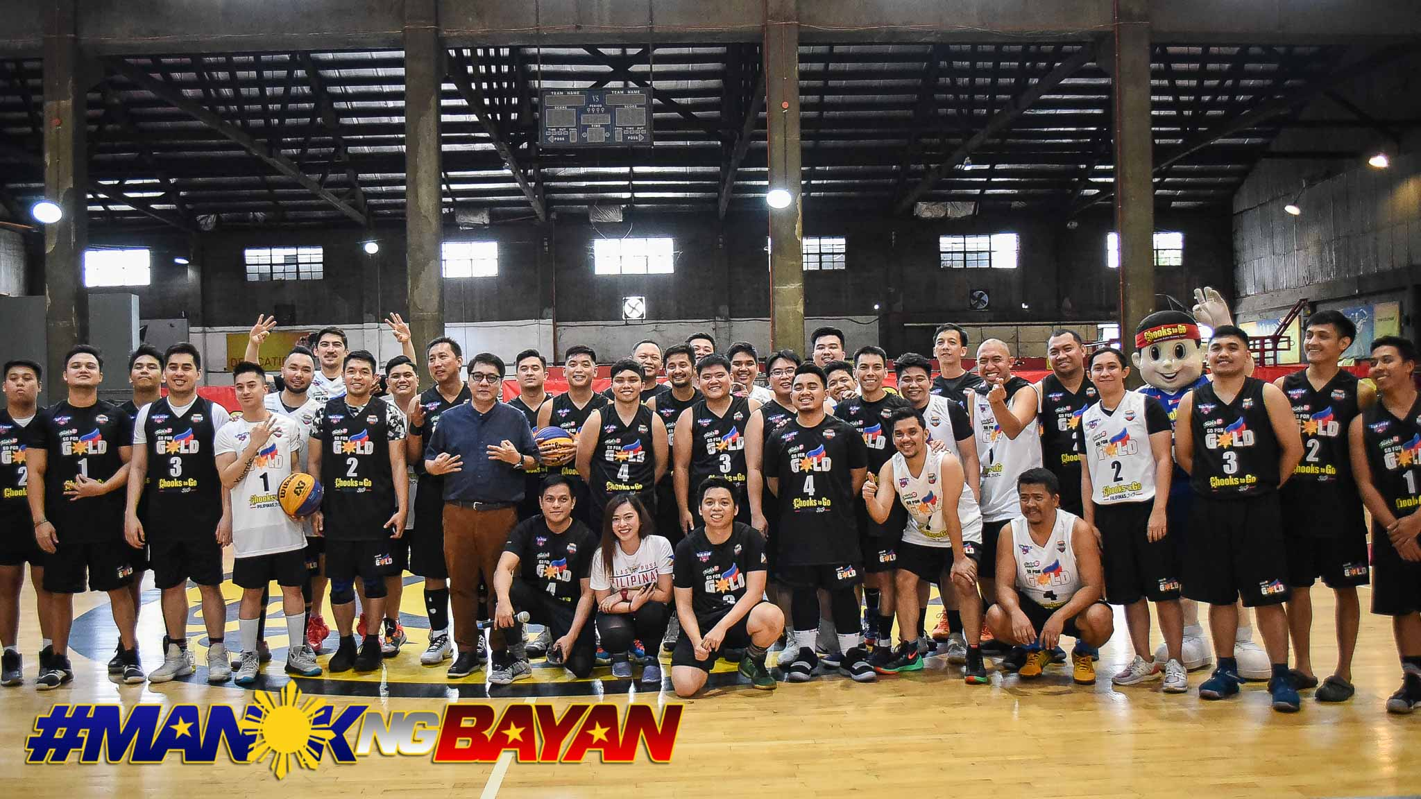 Tiebreaker Times Chooks 3x3, Go for Gold hold fellowship event for media, team owners 3x3 Basketball Chooks-to-Go Pilipinas 3x3 News  Team Go for Gold Chooks-to-Go 2019 Chooks-to-Go Pilipinas 3x3 Season