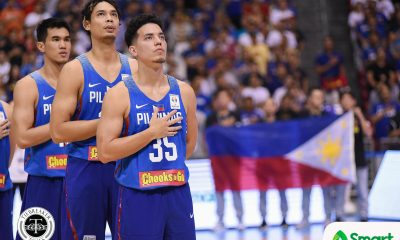 Tiebreaker Times Gilas Pilipinas to face European powerhouses in FIBA World Cup 2019 FIBA World Cup Qualifiers Basketball Gilas Pilipinas News  Serbia (Basketball) Italy (Basketball) Gilas Elite Angola (Basketball) 2019 FIBA World Cup