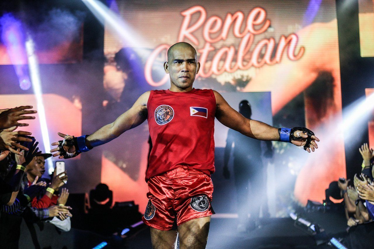 Tiebreaker Times Rene Catalan to make one final run at SEA Games gold News ONE Championship Sambo  Rene Catalan 2019 SEA Games - Sambo