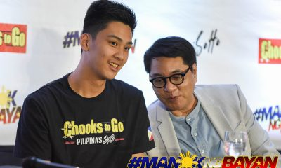 Tiebreaker Times Chooks-to-Go to continue supporting Kai Sotto abroad Basketball News  Ronald Mascarinas Kai Sotto Chooks-to-Go