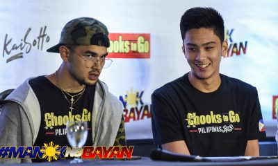 Tiebreaker Times Joining US NCAA school not part of Kai Sotto's plans Basketball News  Kai Sotto Ervin Sotto