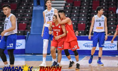 Tiebreaker Times Near-upset of Ateneo showed LPU-Cavite can compete, says Guadaña Basketball LPU NBTC News  Mclaude Guadana Lyceum Juniors Basketball 2019 NBTC Season