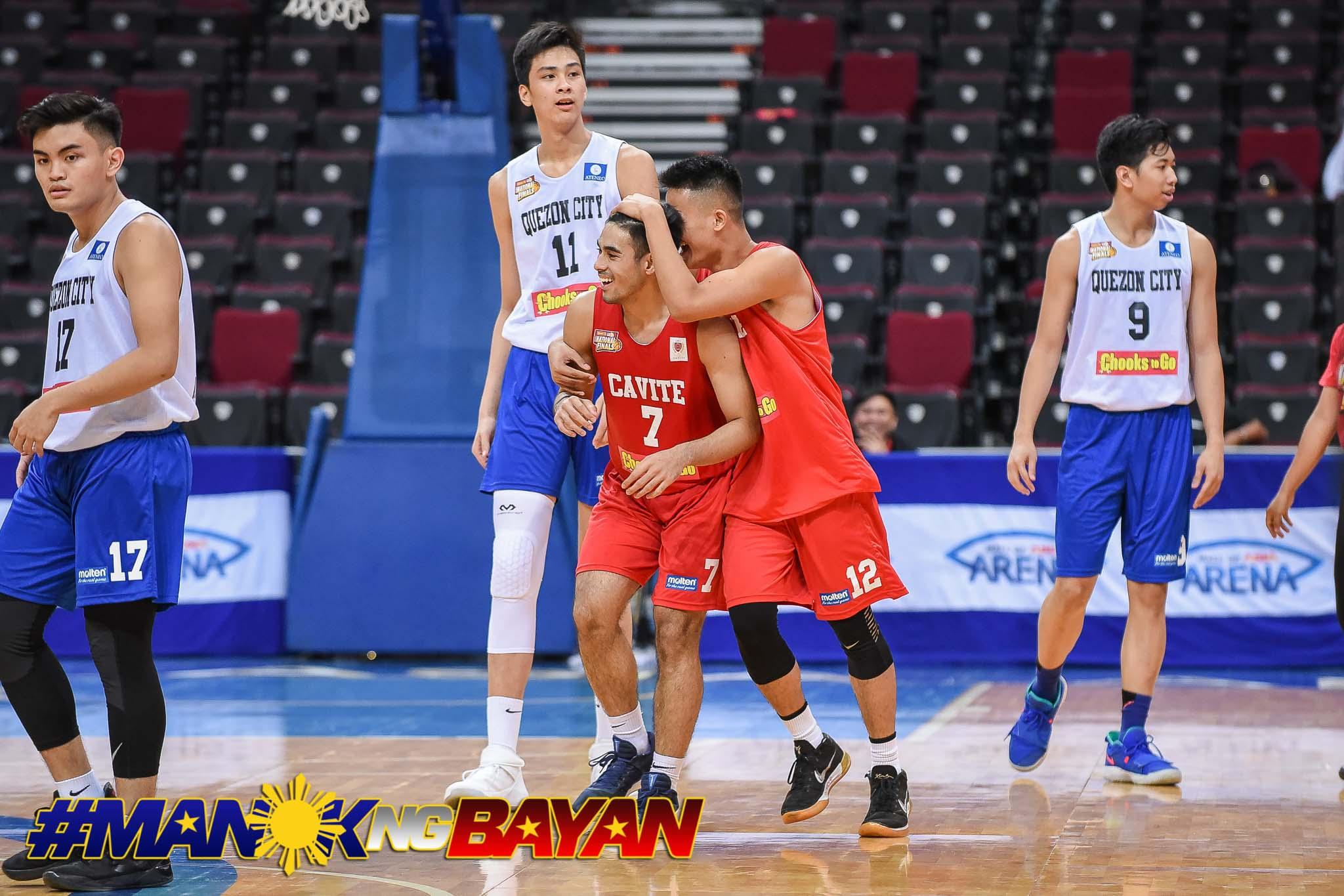 Tiebreaker Times Near-upset of Ateneo showed LPU-Cavite can compete, says Guadaña Basketball LPU NBTC News  Mclaude Guadana Lyceum Juniors Basketball 2019 NBTC Season