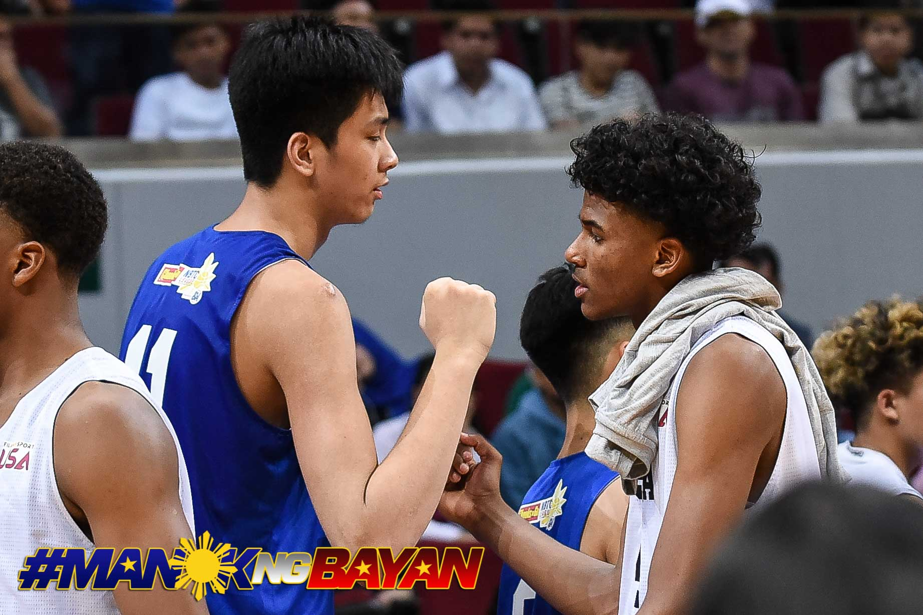 Tiebreaker Times Jalen Green, FilAm Sports give advice to Kai Sotto Basketball NBTC News  Kai Sotto Kai Ballungay Jalen Green FilAm Sports USA Bong Ulep 2019 NBTC Season