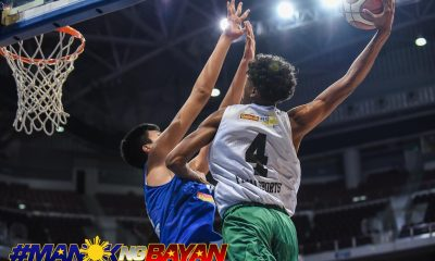 Tiebreaker Times Jalen Green outduels Kai Sotto, FilAm Sports ousts Ateneo in 2019 NBTC Nationals ADMU Basketball FEU MIT NBTC News SBC  Vance Caterbas Southern Philippine Colleges San Beda Juniors Basketball RJ Abarrientos Penny Estacio Mapua Juniors Basketball Kai Sotto Kai Ballungay Justine Sanchez Jalen Green FilAm Sports USA FEU Juniors Basketball Bong Ulep Ateneo Juniors Basketball 2019 NBTC Season