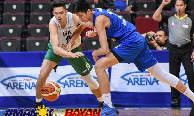 Tiebreaker Times Mark Dickel's advice to Kai Sotto: 'Learn how to guard screen and rolls' Basketball Gilas Pilipinas News  Mark Dickel Kai Sotto 2020-21 NBA G-League Season