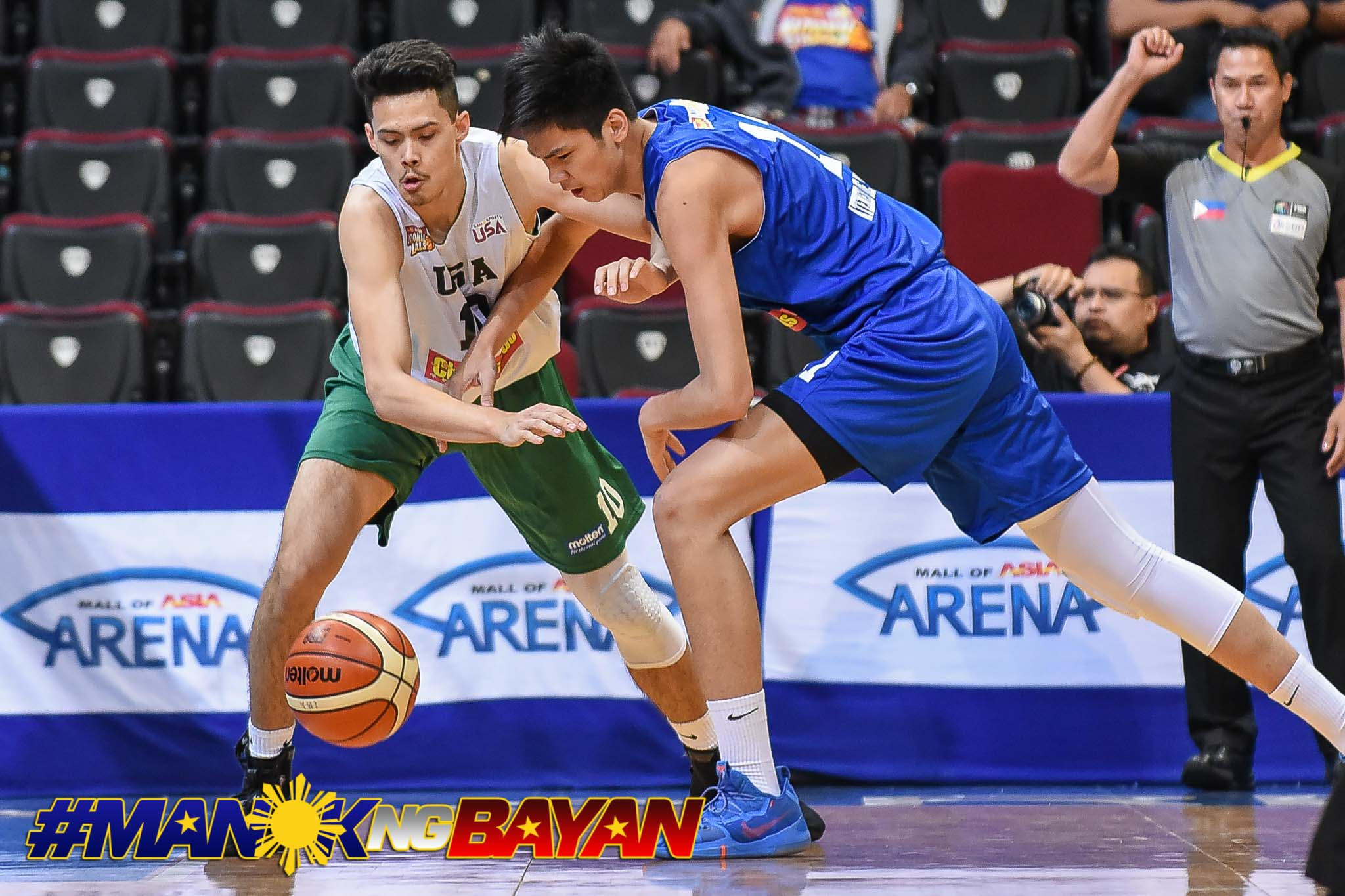 Tiebreaker Times Fil-Am's Ballungay out to prove there's another Kai in town Basketball NBTC News  Kai Ballungay FilAm Sports USA 2019 NBTC Season