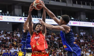 Tiebreaker Times Jalen Green vows to return: 'I need a rematch with NU' Basketball NBTC News NU  Terrence Fortea NU Juniors Basketball Jalen Green FilAm Sports USA Carl Tamayo 2019 NBTC Season