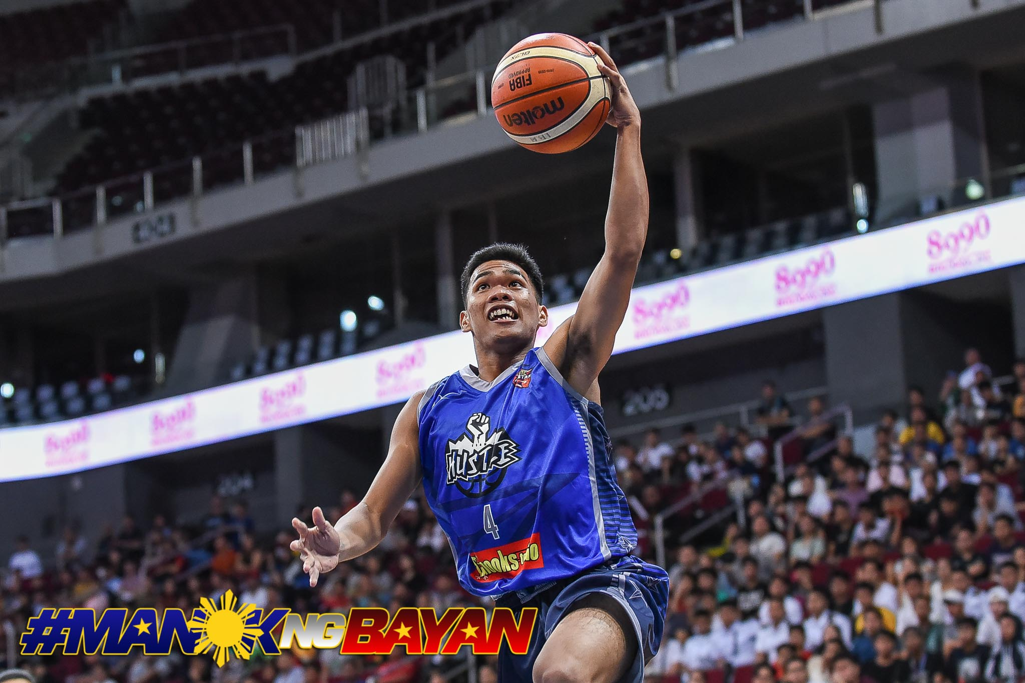 Tiebreaker Times NBTC All-Star first pick, MVP Mark Nonoy proves Kai Sotto right Basketball NBTC News  Mark Nonoy Chris Gavina Alex Cabagnot 2019 NBTC Season