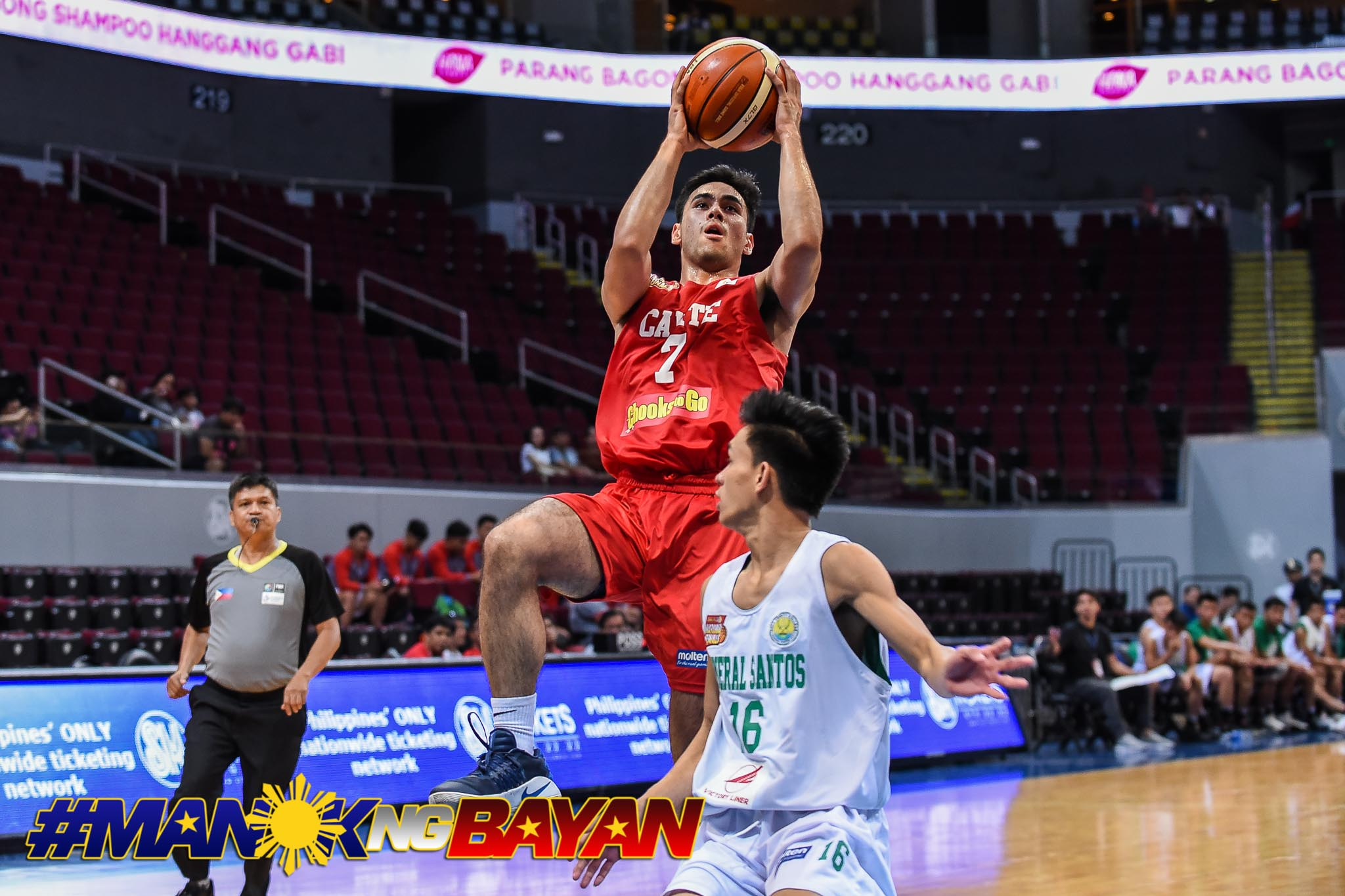 Tiebreaker Times Jalen Green hardly breaks a sweat, leads FilAm Sports' rout of AusPinoy Basketball News  Mclaude Guadana LPU Juniors Basketball Jalen Green FilAm Sports USA Bong Ulep 2019 NBTC Season