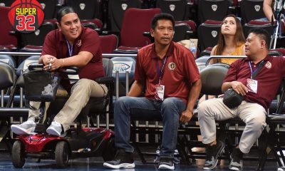 Tiebreaker Times Differently-abled CDO head coach pushes SPC to new heights Basketball NBTC News  Southern Philippine Colleges Rey Dangcal 2019 NBTC Season