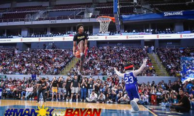 Tiebreaker Times Jalen Green, David Carlos battle to epic stalemate in NBTC Slam Dunk Contest Basketball NBTC News  John Erolon Jasper Rentoy Jalen Green David Carlos 2019 NBTC Season