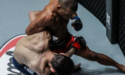 Tiebreaker Times Rene Catalan puts self into title contention, stops ex-ONE champ Naito Mixed Martial Arts News ONE Championship  Yoshitaka Naito Rene Catalan ONE: Reign of Valor Lin Heqin Jomary Torres Catalan Fighting System
