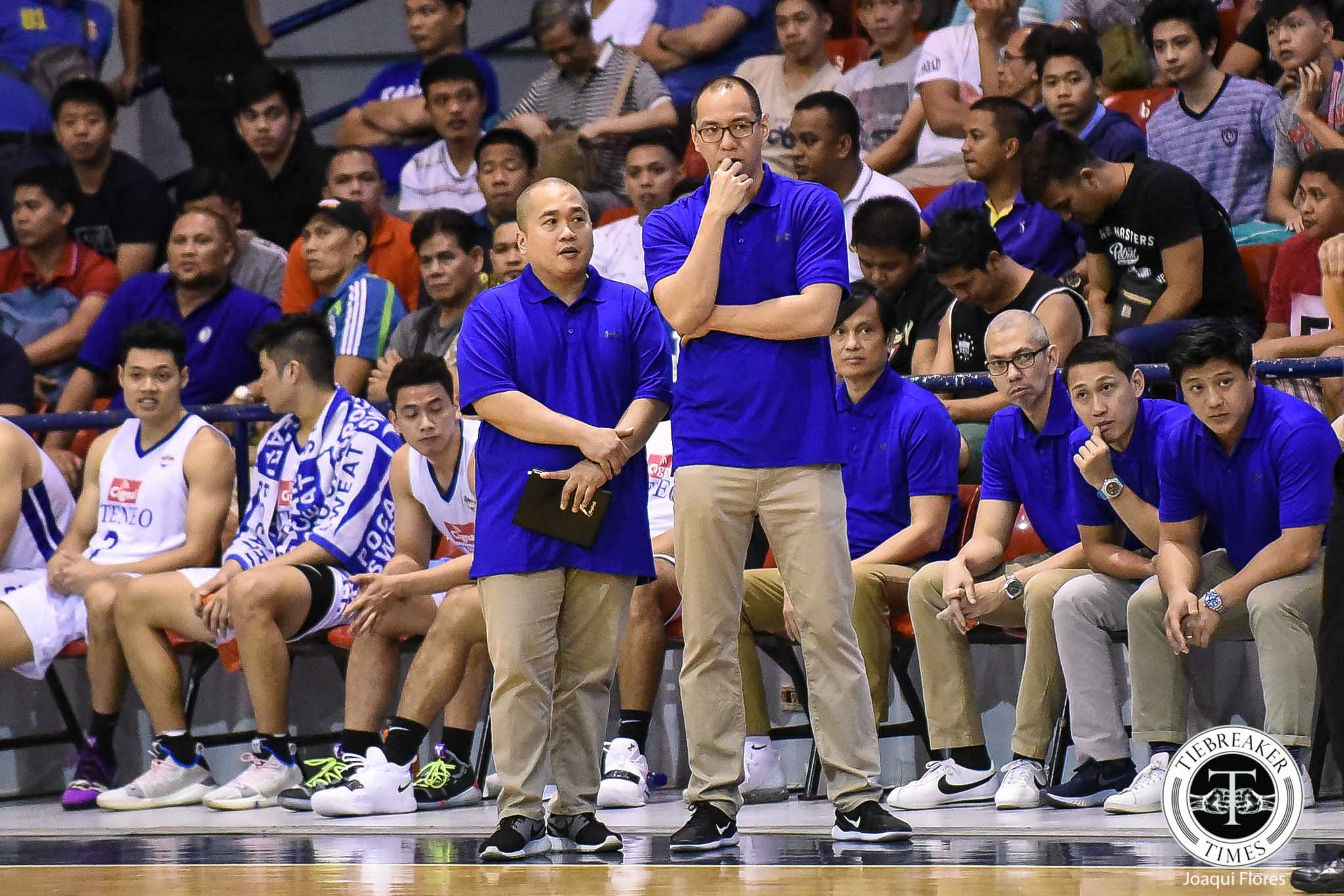 Tiebreaker Times SOURCES: Sandy Arespacochaga being eyed as Batang Gilas head coach Basketball Gilas Pilipinas News  Sandy Arespacochaga 2019 FIBA Under-19 World Cup 2019 FIBA Under-16 Asian Championship