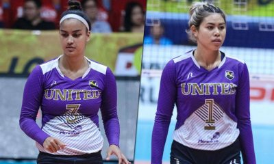 Tiebreaker Times Kalei Mau, Alohi Robins-Hardy raring to represent Philippines News Volleyball  Philippine Women's National Volleyball Team Kalei Mau Alohi Robins-Hardy