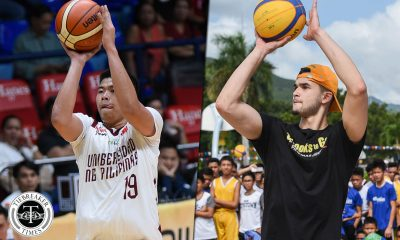 Tiebreaker Times Will Gozum replaces Kobe Paras in UP 3x3 team 3x3 Basketball News UAAP UP  Will Gozum UP Men's Basketball UAAP Season 81 Men's 3x3 Basketball UAAP Season 81 Kobe Paras