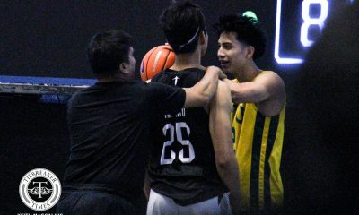 Tiebreaker Times No hard feelings for Alec Stockton after multiple confrontations with UP 3x3 Basketball FEU News UAAP  UAAP Season 81 Men's 3x3 Basketball UAAP Season 81 FEU Men's Basketball Alec Stockton