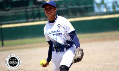 Tiebreaker Times Mary Ann Ramos goes full circle as NU forces playoff with UP News NU Softball UAAP UP  UP Softball UAAP Season 81 Softball UAAP Season 81 Sid Abello Ron Pagkaliwagan NU Softball Nitchie Rabe Mary Ann Ramos Leila Tarroza Cochise Diolata