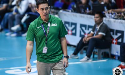 Tiebreaker Times DLSU Lady Spikers look to scrap for wins the rest of the way, says Ramil De Jesus DLSU News UAAP Volleyball  UAAP Season 81 Women's Volleyball UAAP Season 81 Ramil De Jesus DLSU Women's Volleyball