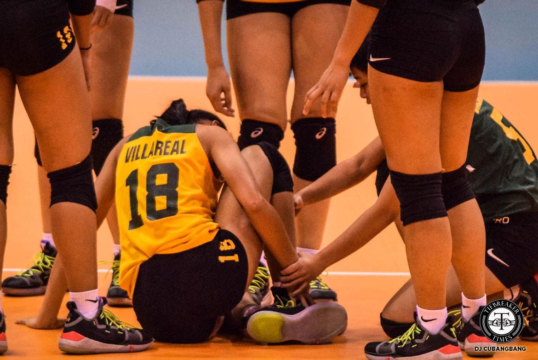 UAAP-81-Volleyball-FEU-def-ADU-villareal Lycha Ebon suffers knee injury at onset of FEU's five-setter vs Adamson FEU News UAAP Volleyball  - philippine sports news