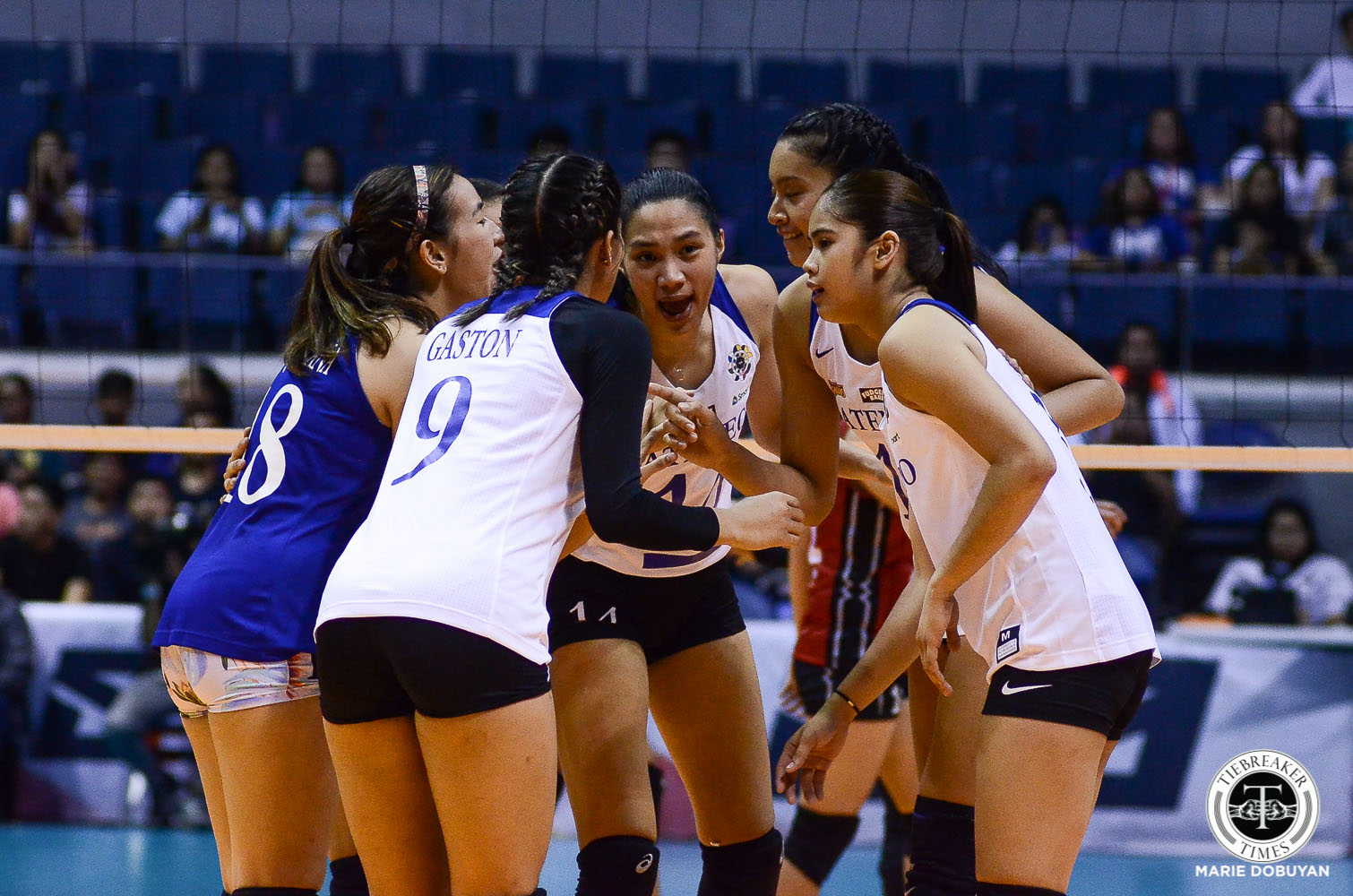 Tiebreaker Times Numbers will come for Ateneo leader Bea De Leon ADMU News UAAP Volleyball  UAAP Season 81 Women's Volleyball UAAP Season 81 Oliver Almadro Ateneo Women's Volleyball