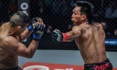 Tiebreaker Times Chatri grants Kevin Belingon immediate rematch versus Bibi Mixed Martial Arts News ONE Championship  ONE: A New Era Kevin Belingon Chatri Sityodtong Bibiano Fernandes