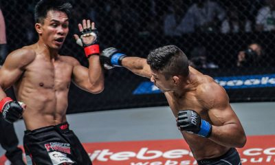Tiebreaker Times Kevin Belingon not pressured heading into Fernandes tetralogy bout Mixed Martial Arts News ONE Championship  Team Lakay ONE: Century Kevin Belingon