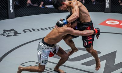 Tiebreaker Times Danny Kingad advances to Flyweight GP semis; Reece McLaren falls to Akhmetov Mixed Martial Arts News ONE Championship  Senzo Ikeda Reece McLaren ONE: A New Era Kairat Akhmetov Danny Kingad