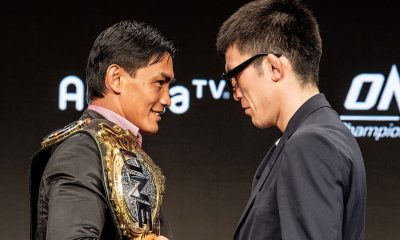 Tiebreaker Times Eduard Folayang looks to turn Japanese crowd into believers Mixed Martial Arts News ONE Championship  Team Lakay ONE: A New Era Eduard Folayang