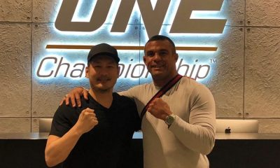 Tiebreaker Times Vitor Belfort signs with ONE Championship Mixed Martial Arts News ONE Championship  Vitor Belfort Chatri Sityodtong